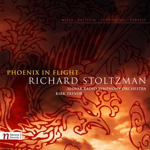 Play & Download Weber, C.M. Von: Clarinet Concertino, Op. 26 / Bottesini, G.: Gran Duo Concertante / Debussy, C.: Premiere Rapsodie by Richard Stoltzman | Napster