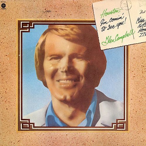 Play & Download Houston (Comin' To See You) by Glen Campbell | Napster