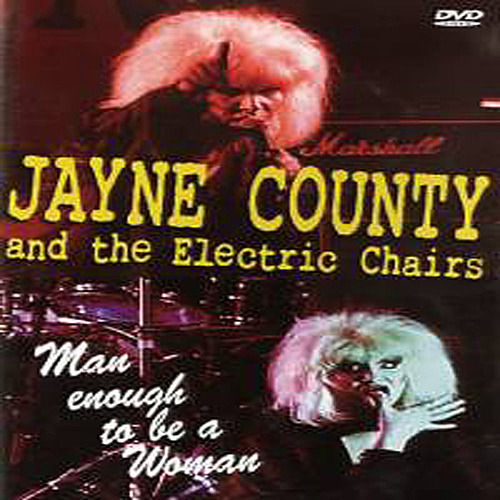 Play & Download Man Enough by Jayne County | Napster