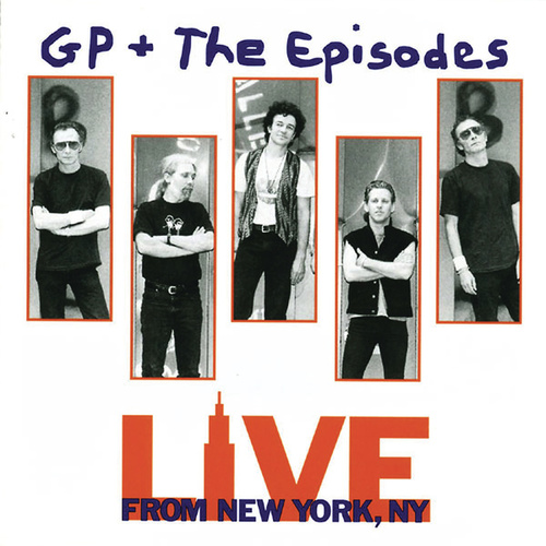 Live from New York, NY by Graham Parker