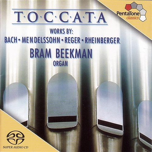 Play & Download Toccata - 200 Years of German Organ Music by Bram Beekman | Napster