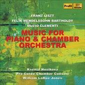 Play & Download Liszt, F.: Malediction / Mendelssohn, Felix: Piano Concerto in A Minor / Clementi, M.: Piano Concerto by Ksenia Nosikova | Napster