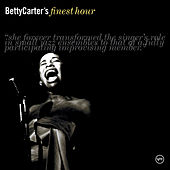 Play & Download Betty Carter's Finest Hour by Betty Carter | Napster