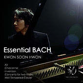 Play & Download Essential Bach by Gwon Sun Hwon | Napster