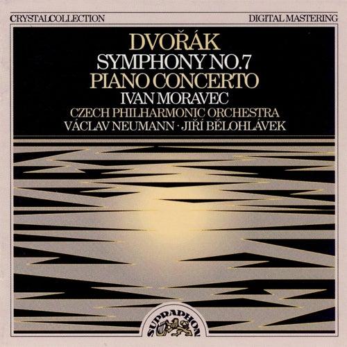 Dvorak:  Symphony No. 7, Piano Concerto by Various Artists