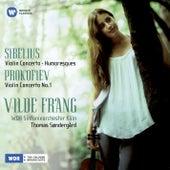 Play & Download Prokofiev & Sibelius: Violin Concertos by Thomas Søndergård | Napster