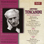 Play & Download TOSCANINI - Boito Memorial - La Scala 1948 by La Scala Chorus and Orchestra | Napster