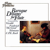 Baroque Dreams For Flute by Various Artists