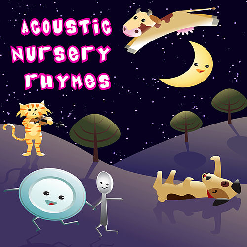 Acoustic Nursery Rhymes by The Nursery Rhyme Players