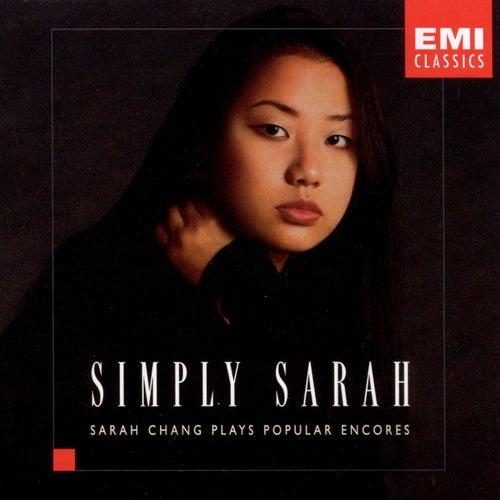 Simply Sarah by Sarah Chang