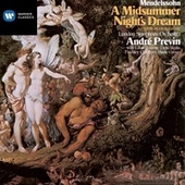 Mendelssohn - A Midsummer Night's Dream (incidental music) by Lilian Watson