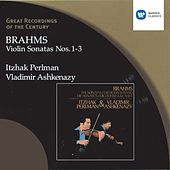 Play & Download Brahms: Violin Sonatas Nos. 1-3 by Itzhak Perlman | Napster