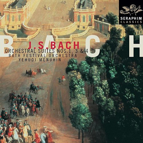 Play & Download Johann Sebastian Bach by Yehudi Menuhin | Napster