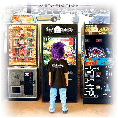 Play & Download Metafiction by Vic Mignogna | Napster
