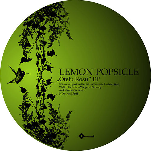 Play & Download Otelu Rosu - EP by Lemon Popsicle | Napster