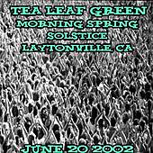 Play & Download 06-20-02 - Morning Spring Solstice - Laytonville, CA by Tea Leaf Green | Napster