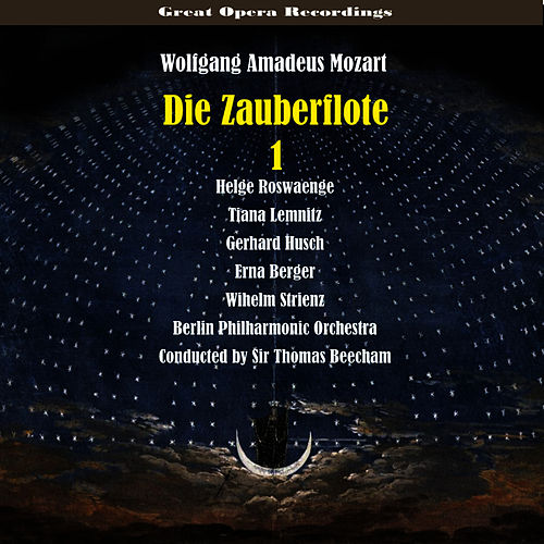 Play & Download Mozart: Die Zauberflote (The Magic Flute) [1938], Volume 1 by Berlin Philharmonic Orchestra | Napster