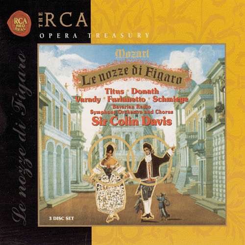 Play & Download Le Nozze Di Figaro (2001) by Wolfgang Amadeus Mozart | Napster