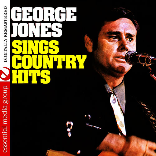 George Jones Sings Country Hits (Digitally Remastered) by George Jones