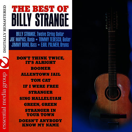 Play & Download The Best Of Billy Strange [Bonus Tracks] (Digitally Remastered) by Billy Strange | Napster