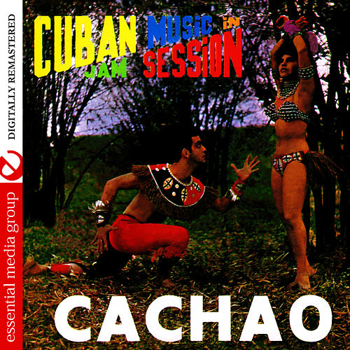 Cuban Music In Jam Session (Digitally Remastered) by Israel 'Cachao' Lopez