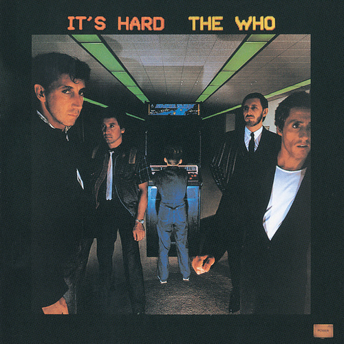 Play & Download It's Hard by The Who | Napster