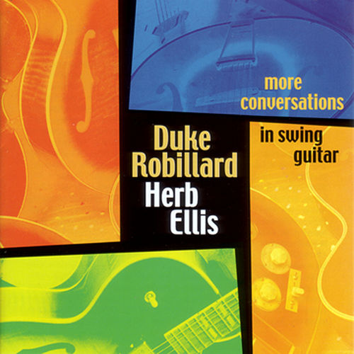 More Conversations In Swing Guitar by Duke Robillard