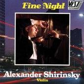 Play & Download Fine Night. Alexander Shirinsky by Alexander Shirinsky   Napster