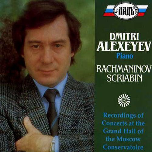 Dmitri Alexeyev plays Rachmaninov & Scriabin by Dmitri Alexeyev