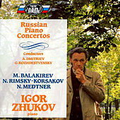 Play & Download Russian Piano Concertos by Igor Zhukov | Napster