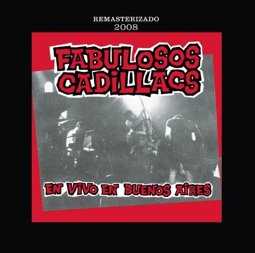 En Vivo En Buenos Aires by Los Fabulosos Cadillacs