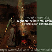 Play & Download Mussorgsky: Night On The Bare Mountain & Pictures At An Exhibition by Boston Symphony Orchestra | Napster