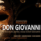 Mozart: Don Giovanni by Vienna Philharmonic