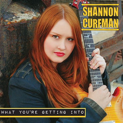 What You're Getting Into by Shannon Curfman