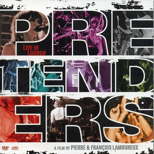 Live In London by Pretenders