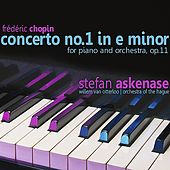 Chopin: Concerto No. 1 by Stefan Askenase