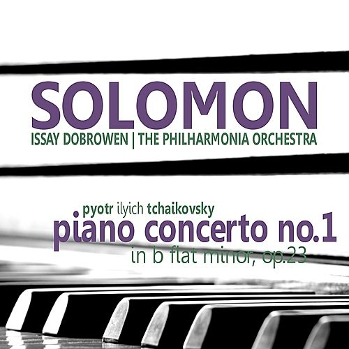 Play & Download Tchaikovsky: Piano Concerto No. 1 by Solomon (Classical) | Napster