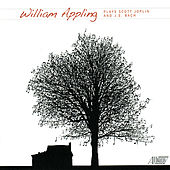 Play & Download William Appling Plays Scott Joplin and J.S. Bach by William Appling | Napster