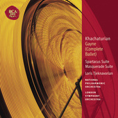Play & Download Khachaturian: Gayne by Loris Tjeknavorian | Napster