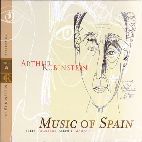Play & Download Rubinstein Collection, Vol. 18: Music Of Spain: Works by Falla, Granados, Albéniz, Mompou by Arthur Rubinstein | Napster