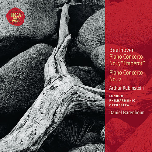 Play & Download Beethoven: Piano Concertos Nos. 5 & 2: Classic Library Series by Arthur Rubinstein | Napster