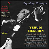 Play & Download Yehudi Menuhin, Vol. 1 by Yehudi Menuhin | Napster
