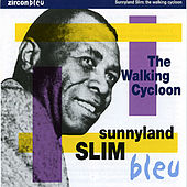 Play & Download The Walking Cycloon by Sunnyland Slim | Napster