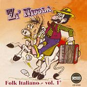 Folk italiano, vol. 1 by Various Artists