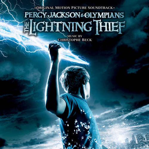 Percy Jackson And The Olympians: The Lightning Thief (Original Motion Picture Soundtrack) by Christophe Beck