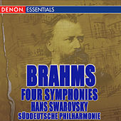 Brahms: Four Symphonies by Suddeutsche Philharmonie