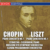Play & Download Chopin and Liszt: First Piano Concertos by Various Artists | Napster