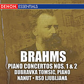 Play & Download Brahms: Piano Concertos by Anton Nanut | Napster