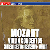 Play & Download Mozart: Violin Concertos Nos. 1-5 & Rondos for Violin by Various Artists | Napster