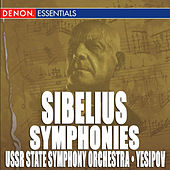 Sibelius: Symphonies Nos. 1, 2, 5 by Various Artists